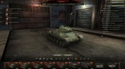 Ангар США от Inglorious (не премиум) для World Of Tanks миниатюра 1