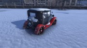 Ford T 1927 for Mafia II miniature 10