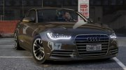 Audi A6 Skylight Edition 2013 for GTA 5 miniature 1