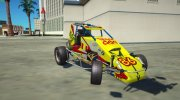 Larock Sprinter из DiRT: Showdown for GTA San Andreas miniature 4