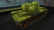 Шкурка для КВ-3 85th Guards Heavy Tanks,1944 для World Of Tanks миниатюра 1
