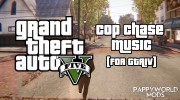 GTA V Wanted Music for GTA 4 miniature 1