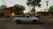 Chevrolet Silverado K-10 2500 1986 for GTA San Andreas miniature 3