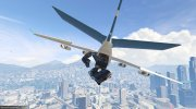 Cargo Plane Mod v1.3 for GTA 5 miniature 6