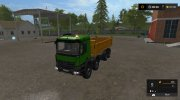 Mercedes-Benz Arocs 3245 v1.1 for Farming Simulator 2017 miniature 2