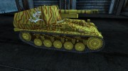 Wespe Gesar 2 for World Of Tanks miniature 5