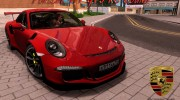 Porsche 911 GT3 RS (991) Sound for GTA San Andreas miniature 1
