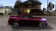 Ford Mustang GT for GTA San Andreas miniature 5