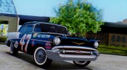 1957 Chevrolet Bel Air Sport Coupe for GTA San Andreas miniature 15