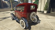 Ford T 1927 Tin Lizzie for GTA 5 miniature 13