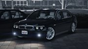 2004 BMW 760Li Individual v1.2 for GTA 5 miniature 1