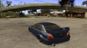 Mitsubishi Lancer Evolution VI GSR 1999 for GTA San Andreas miniature 3