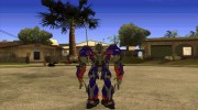 Optimus Prime Skin from Transformers for GTA San Andreas miniature 3