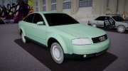 Audi A6 C5 2001 for GTA 3 miniature 2