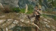Ghosu - Horker Weapon Pack for TES V: Skyrim miniature 8
