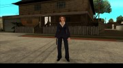 Dana Scully (The X-Files) для GTA San Andreas миниатюра 4