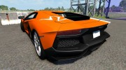 Lamborghini Aventador for BeamNG.Drive miniature 3
