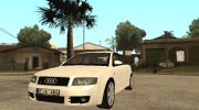Audi S4 2004 LT for GTA San Andreas miniature 1