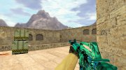 М4А1 Eske for Counter Strike 1.6 miniature 3