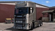 Scania S - R New Tuning Accessories (SCS) for Euro Truck Simulator 2 miniature 1