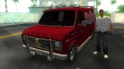 Ford E-150 Gang Burrito for GTA Vice City miniature 1