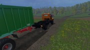 КрАЗ 5133 for Farming Simulator 2015 miniature 10