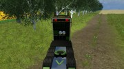 Scania R560 Templer Edition Green Turm for Farming Simulator 2013 miniature 7