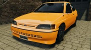 Ford Escort L 1994 Custom для GTA 4 миниатюра 1