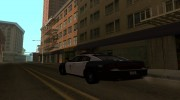 Dodge Charger Police Interceptor для GTA San Andreas миниатюра 2