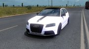 Audi RS3 for Euro Truck Simulator 2 miniature 1