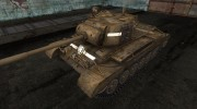 Шкурка для M46 Patton for World Of Tanks miniature 1