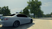 BMW M5 E60 for Mafia II miniature 4