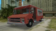 Chevrolet Step Van 30 1985 for GTA Vice City miniature 1