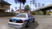 Ford Crown Victoria Arizona Police for GTA San Andreas miniature 4
