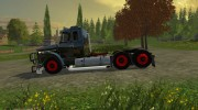 Scania 111 for Farming Simulator 2015 miniature 1