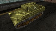 Шкурка для PzKpfw V Panther(Watermelon colour) для World Of Tanks миниатюра 1