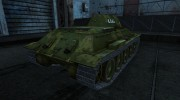 T-34 5 for World Of Tanks miniature 3