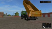 Mercedes-Benz Arocs 3245 v1.1 for Farming Simulator 2017 miniature 6