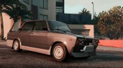 ВАЗ-2107 Lada Riva v1.2 for GTA 5 miniature 7