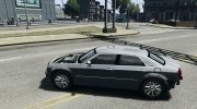 Chrysler 300C SRT8 Tuning для GTA 4 миниатюра 2