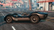 Maserati Type 60 Birdcage for GTA 5 miniature 2