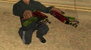 Tec9 Grunge for GTA San Andreas miniature 1