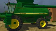 John Deere 9750 for Farming Simulator 2013 miniature 2