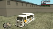 GameModding.Net Painting work for the Camper van by Vexillum for GTA San Andreas miniature 2