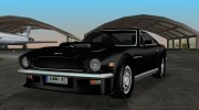 Aston Martin V8 Vantage 70s for GTA Vice City miniature 1