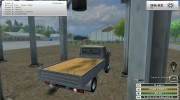 ГАЗ 3302 Multifruit для Farming Simulator 2013 миниатюра 15