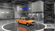 FIAT 131 for Euro Truck Simulator 2 miniature 1