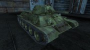 T-34 14 for World Of Tanks miniature 5
