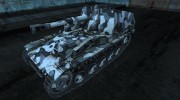 Wespe 02 for World Of Tanks miniature 1