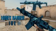 WarFace AAC Honey Badger Стужа for Counter Strike 1.6 miniature 1